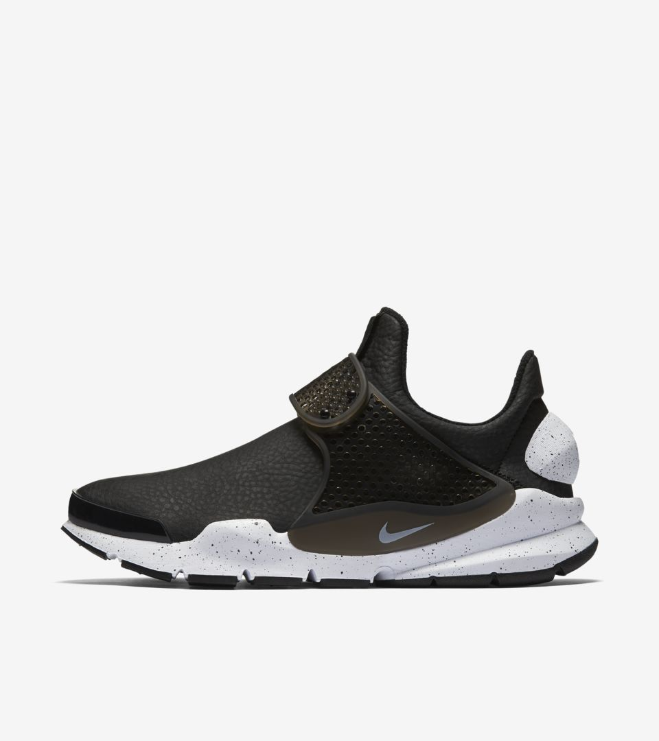 cheap for discount 21c36 0a408 Women's Nike Sock Dart Premium 'Black & White' 2017. Nike+ ...
