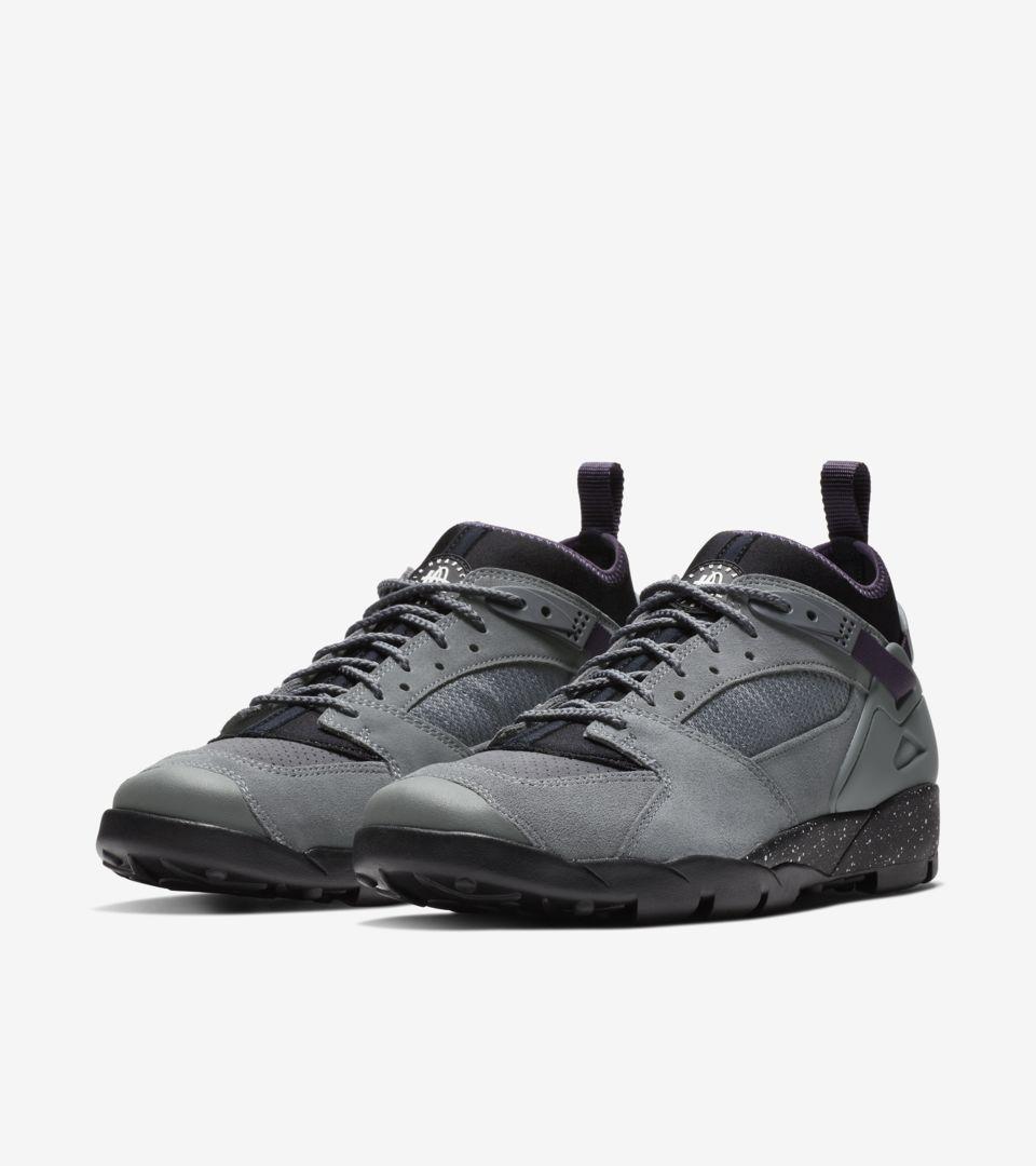 8b2e28972aa ACG Air Revaderchi  Flint Grey   Abyss   Black  Release Date. Nike+ ...