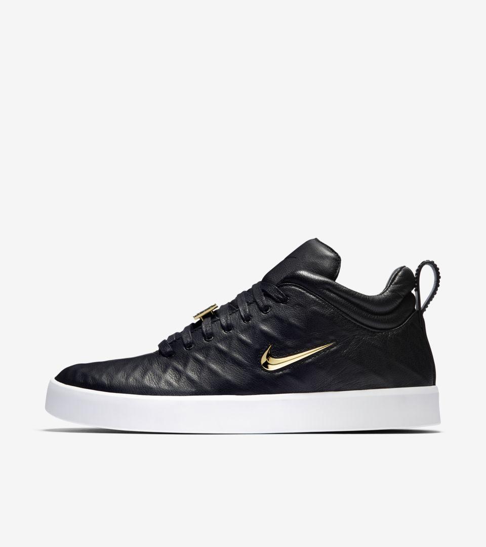 separation shoes b3490 45592 Nike Tiempo Vetta 17 'Black & Metallic gold'. Nike+ SNKRS