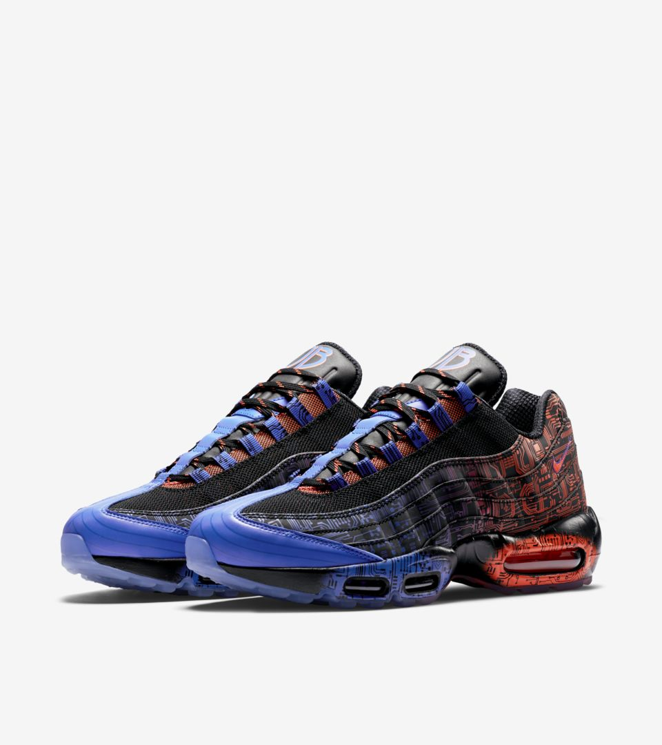 1ad5564ac1 Air Max 95 Premium 'Doernbecher Freestyle' Release Date. Nike⁠+ SNKRS