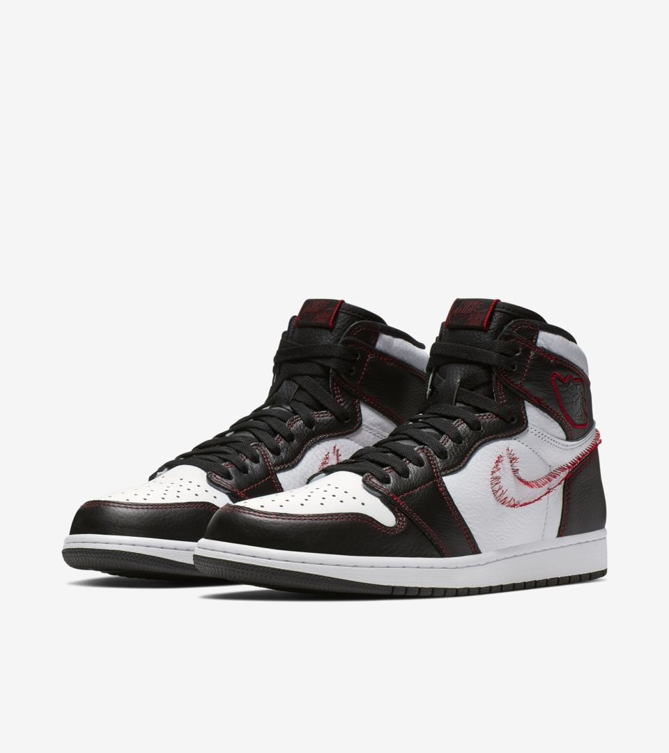 How the Nike Air Jordan 1 Became Streetwear's Definitive Sneaker