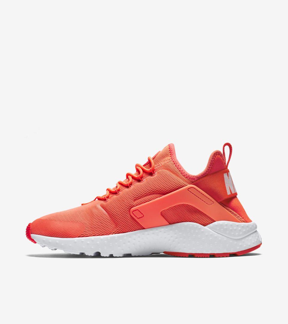 online store new high quality best supplier Women's Nike Air Huarache Ultra 'Mango'. Nike SNKRS