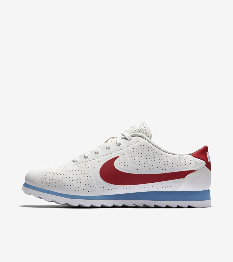 quality design db8e8 5daf5 Women's Nike Cortez Ultra Moire 'White, Varsity Red & Blue ...