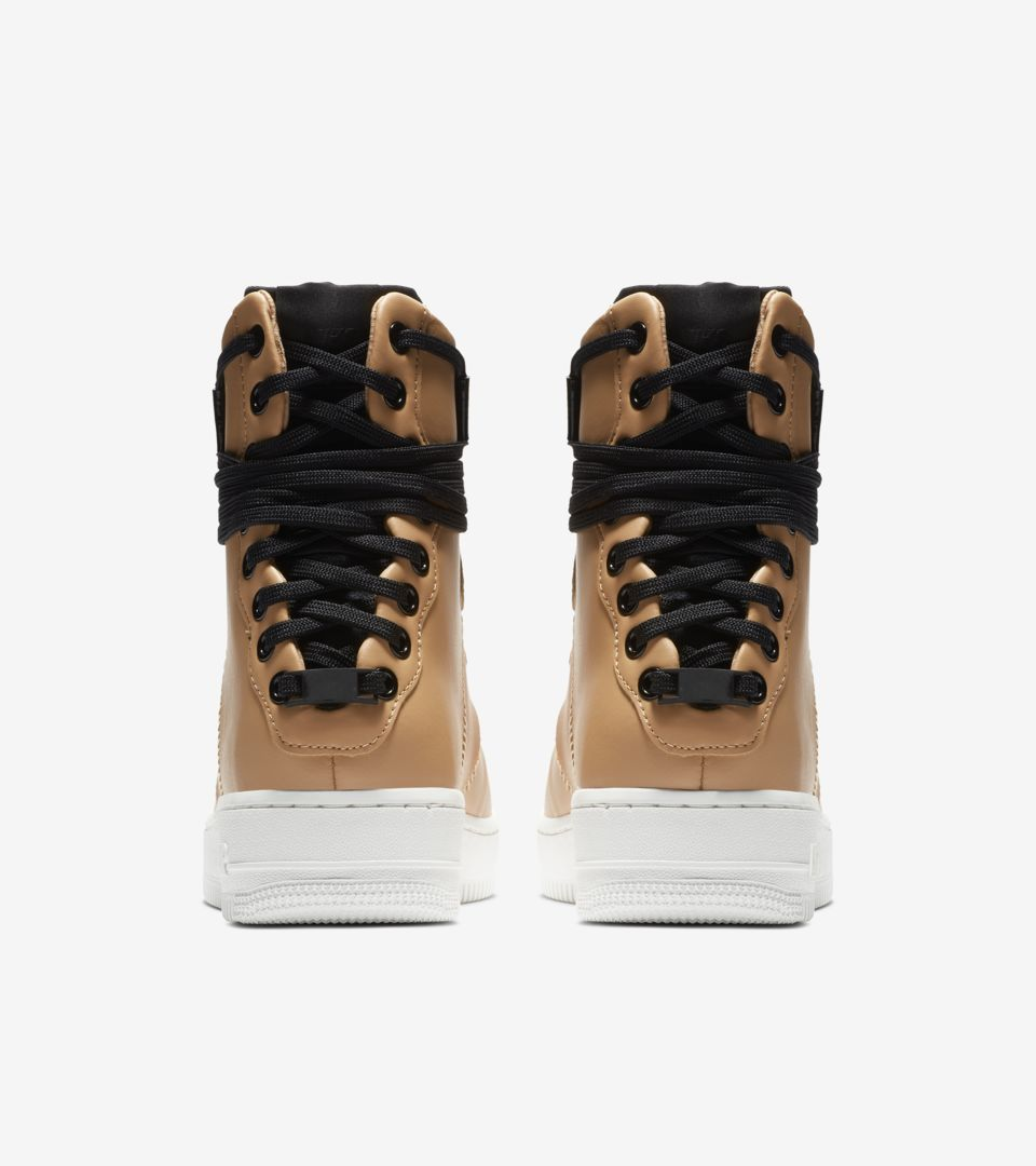 Nike Women's Air Force 1 Rebel XX 'Praline & White' Release Date