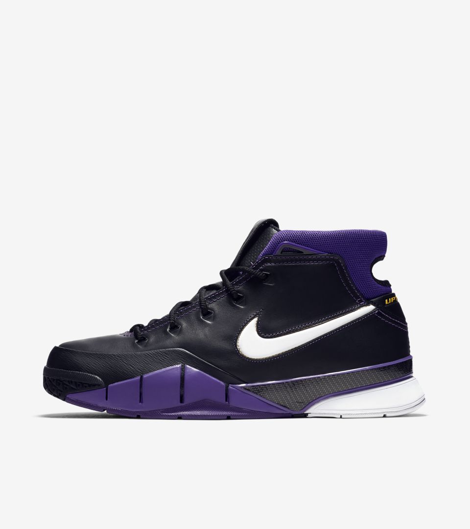 30ff8ce8415 Kobe 1 Protro  Black Out  Release Date. Nike+ SNKRS