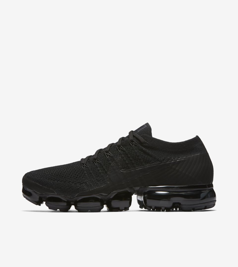 plus récent 0c537 43bea Nike Air VaporMax 'Black & Anthracite & White' Release Date ...