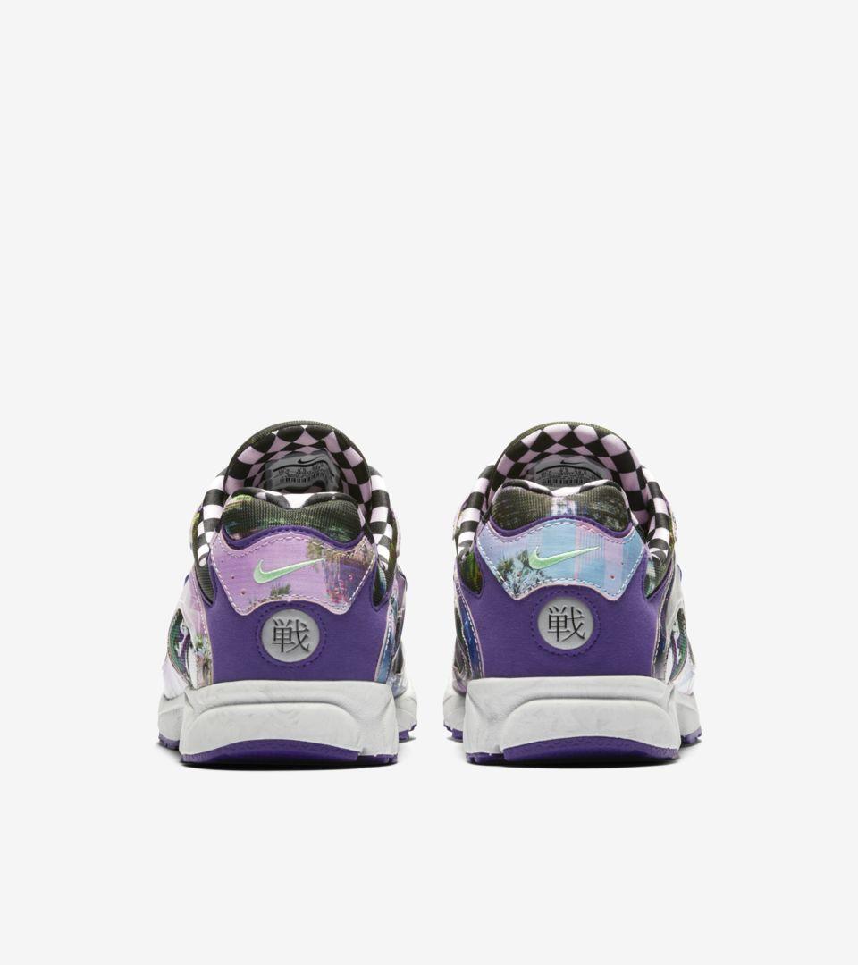 Nike Zoom Streak Spectrum Plus 'Court Purple & Light Posion Green' Release Date