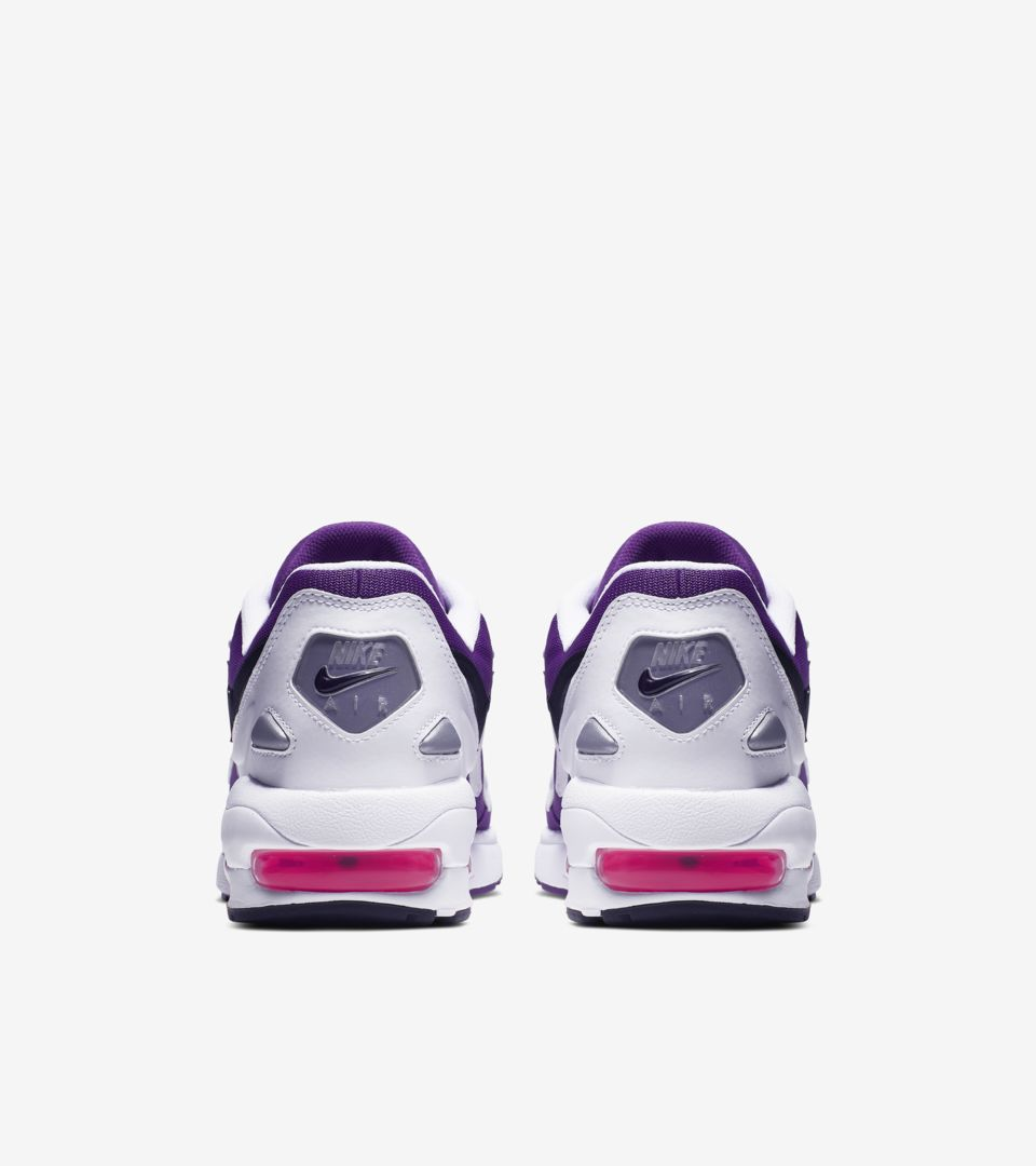 cozy fresh a609f 635ea ... Air Max2 Light  Purple Berry  Release Date