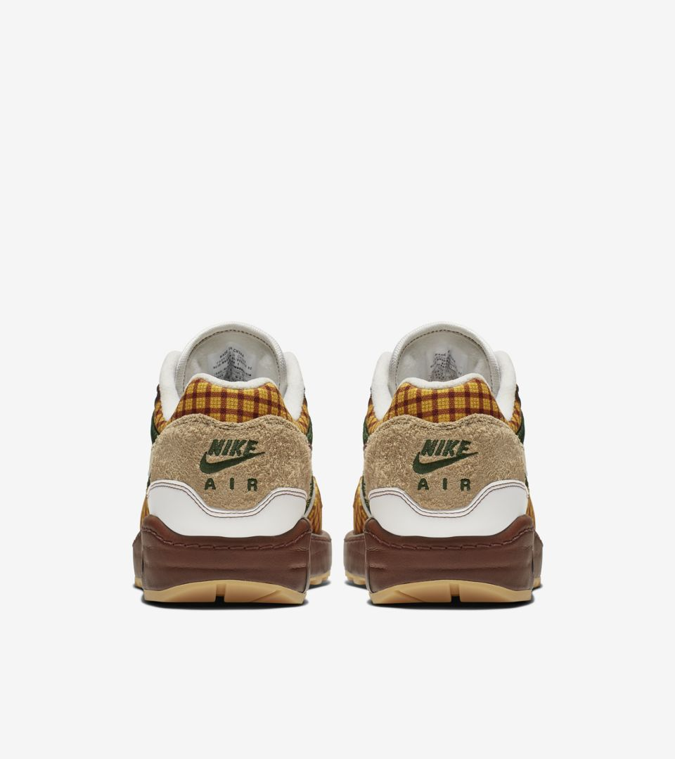 Air Max Susan 'Missing Link' — releasedatum. Nike⁠+ Launch NL