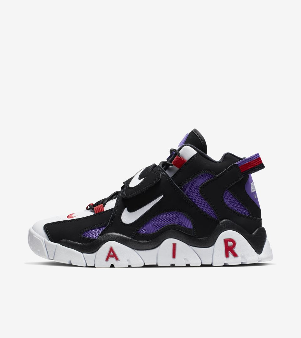 AIR BARRAGE MID QS). Nike SNKRS