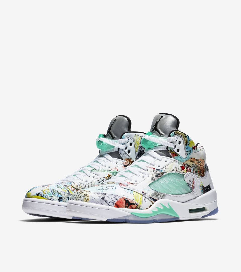 57d5abdc010e0b Air Jordan 5  Wings  Release Date. Nike+ SNKRS