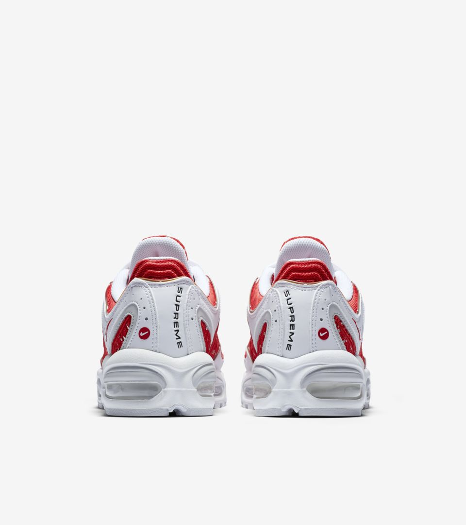 Nike Air Max Tailwind IV 'Supreme' Release Date