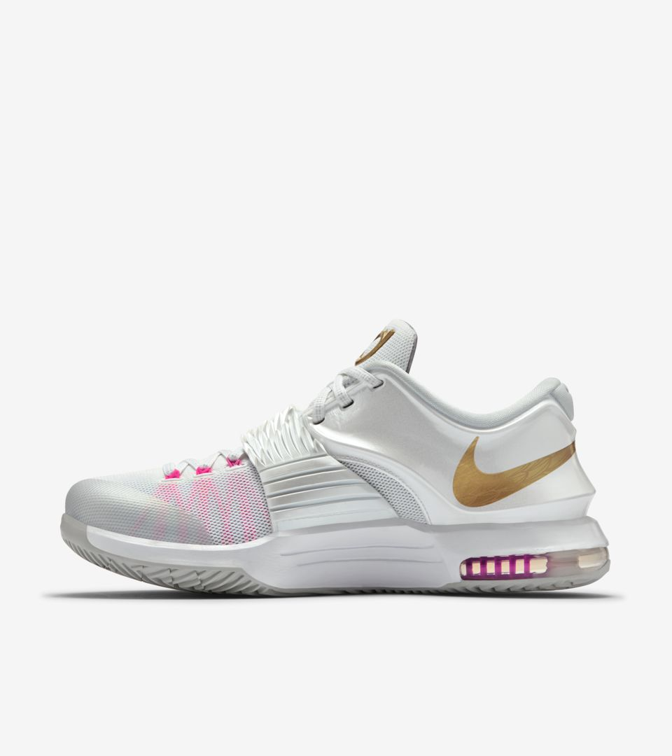 the best attitude dbee0 4a2b9 Nike KD 7  Aunt Pearl  Release Date. Nike⁠+ SNKRS