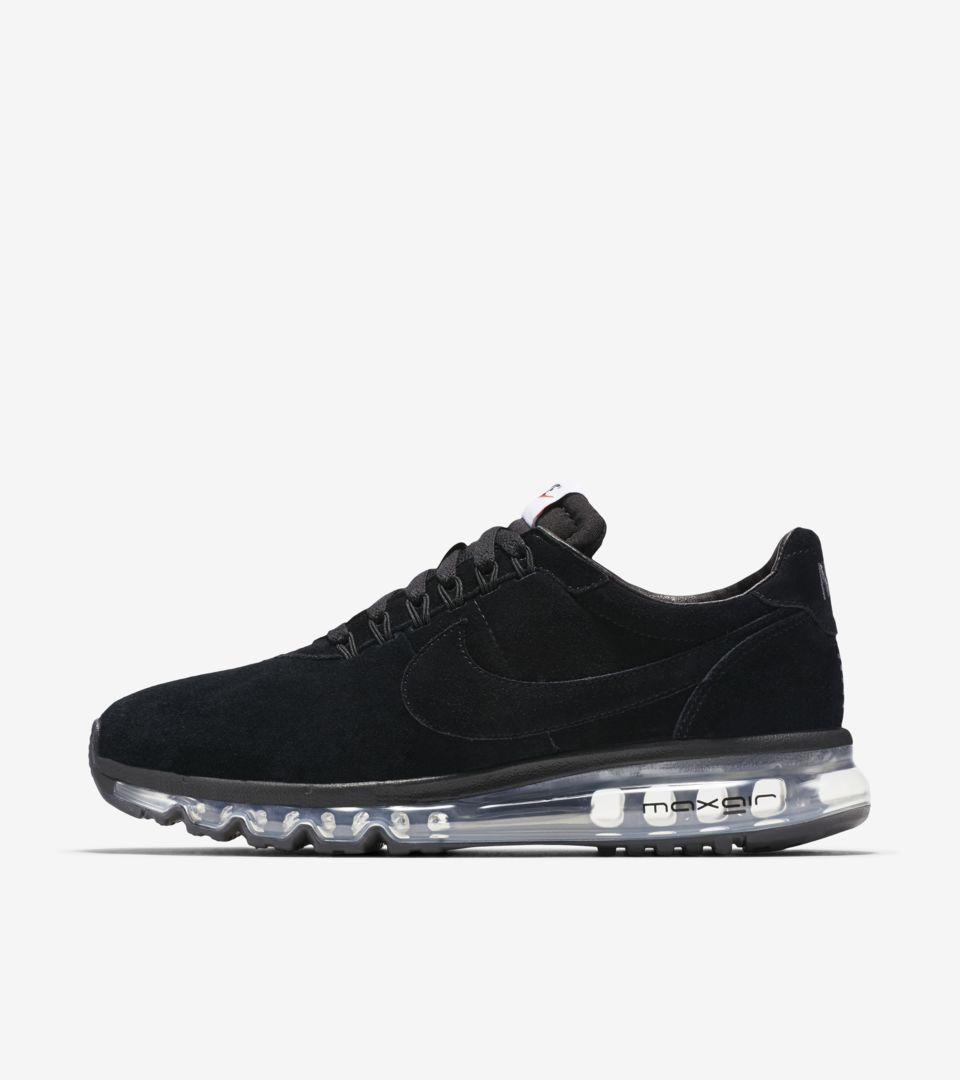 Nike Air Max LD Zero H 'Black & Dark Grey'. Nike+ SNKRS