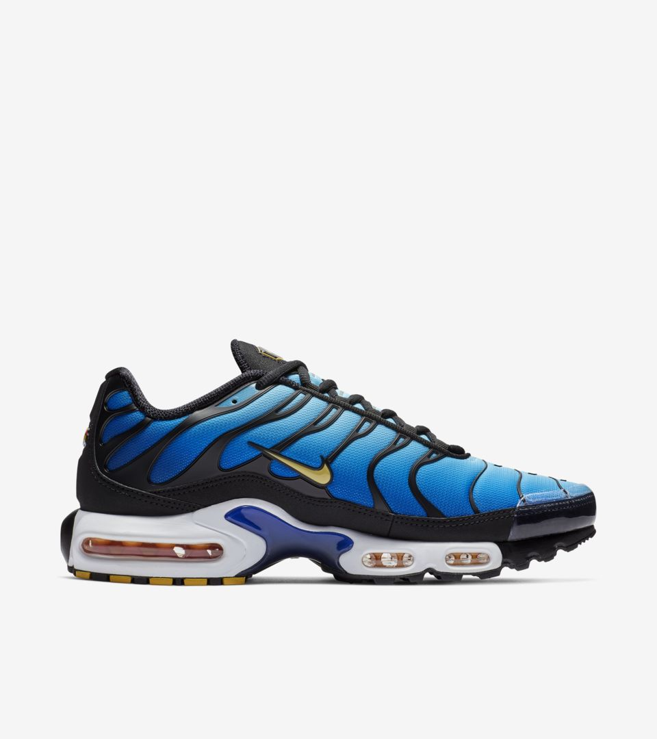 Nike Air Max Plus OG White Blue Release Date   SneakerFiles