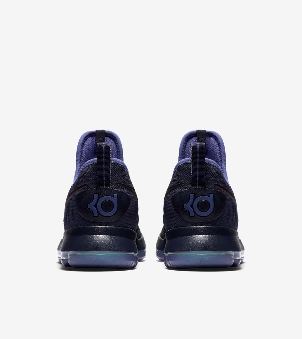 sports shoes effc5 02b55 Nike Zoom KD 9 'Obsidian & Black' Release Date. Nike⁠+ SNKRS