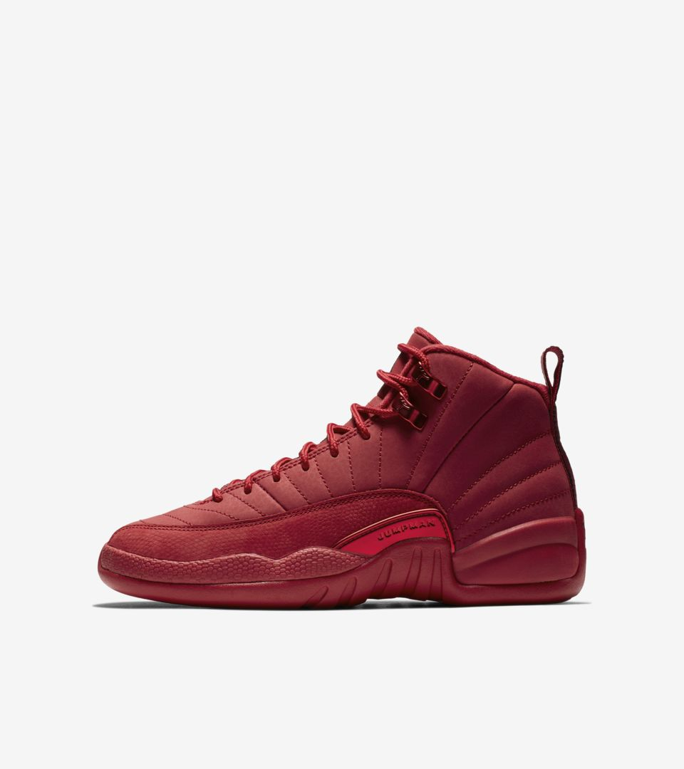 3453f1a752c6 Air Jordan 12 Retro  Gym Red   Black  Release Date. Nike⁠+ SNKRS