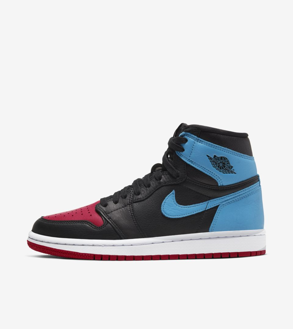 Women's Air Jordan I 'Powder Blue/Gym Red' Release Date