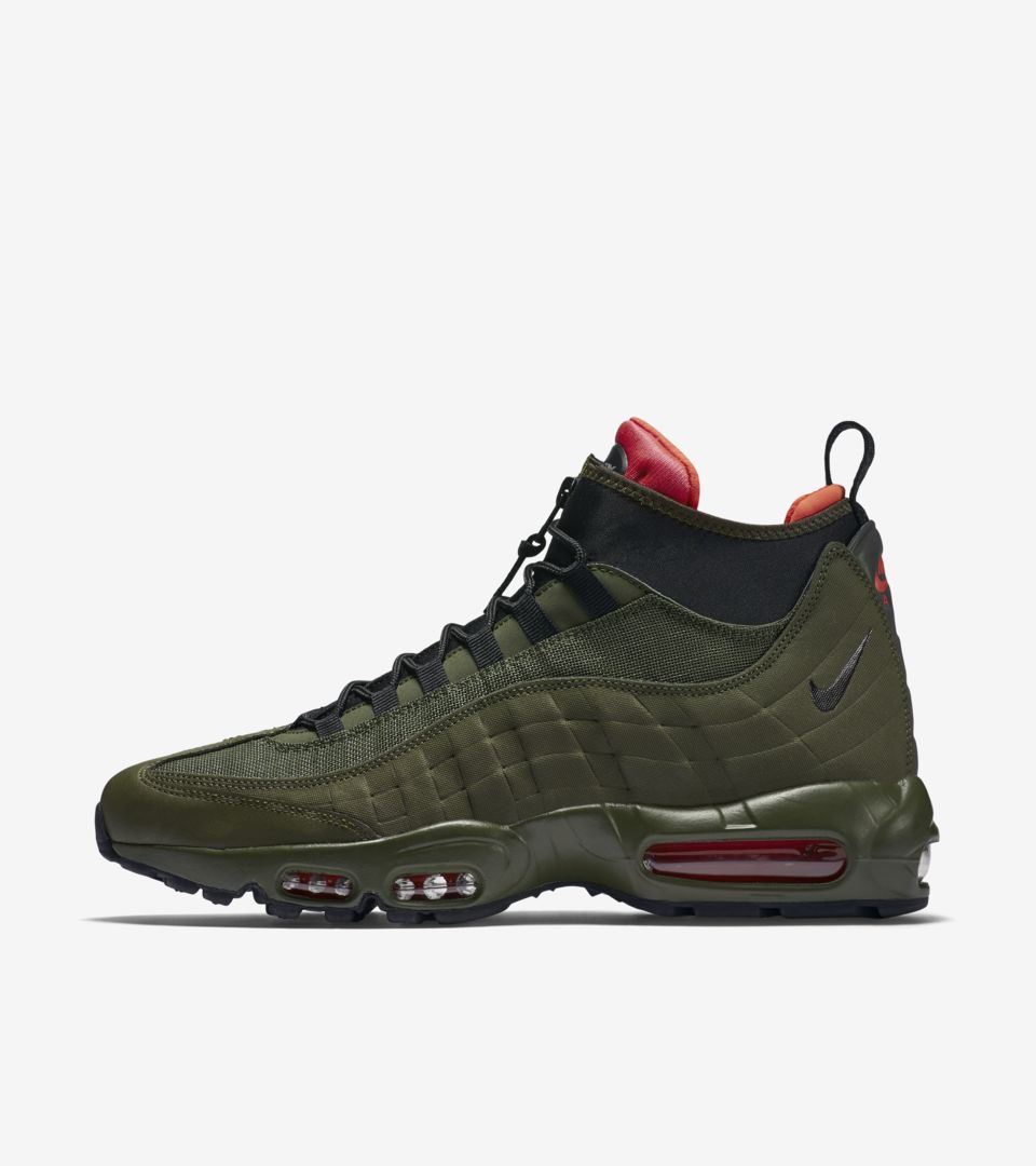 online store 1d6d0 19251 Shop all Nike Soccer. AIR MAX 95 SNEAKERBOOT ...