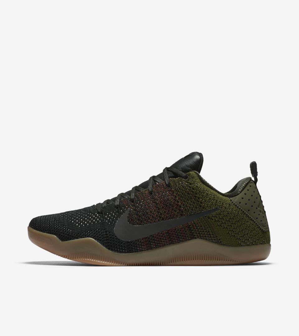 Nike Kobe 11 Elite Low 'Black Horse