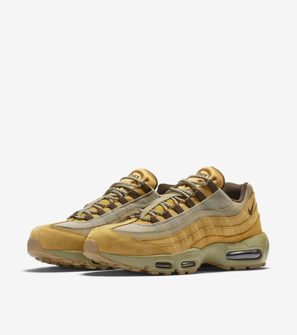 Nike Air Max 95 Winter 'Bronze & Bamboo'. Release Date. Nike