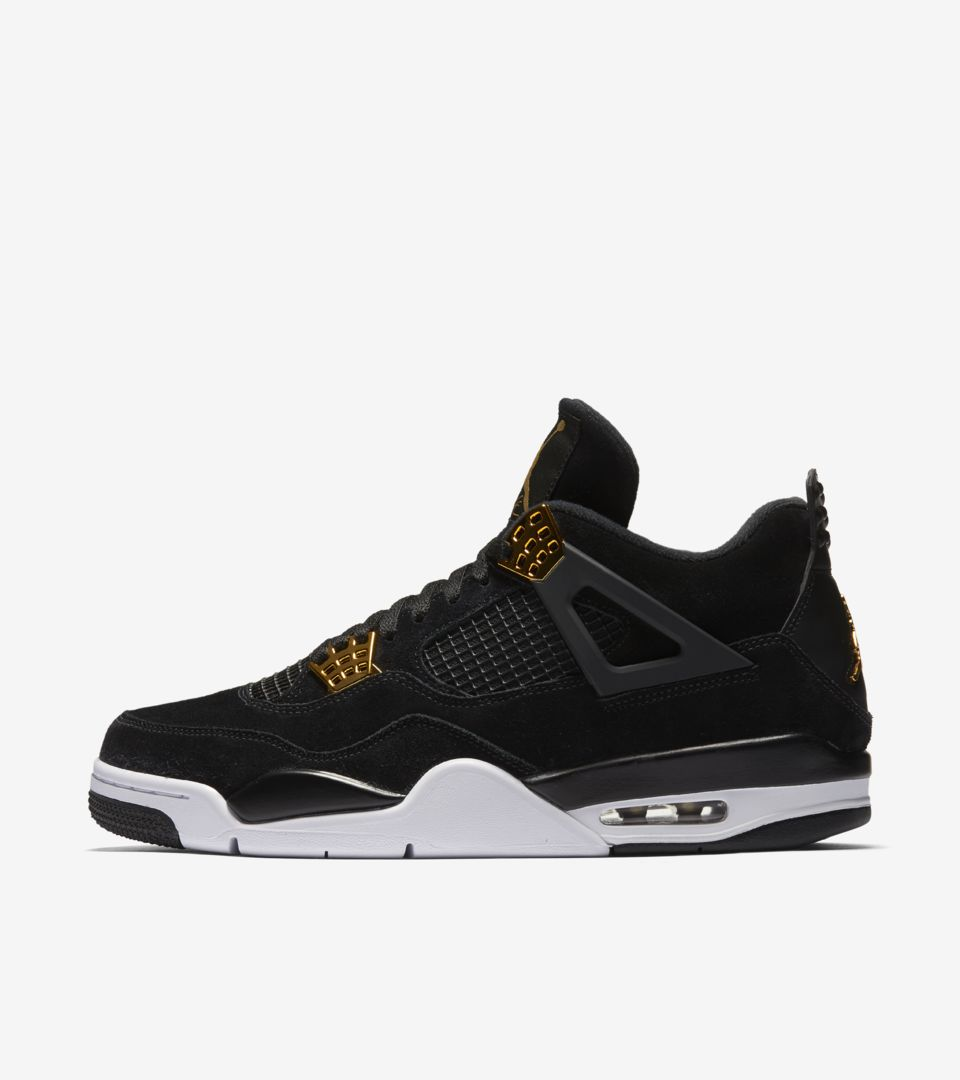 27651628dc3b Air Jordan 4 Retro  Royalty . Nike⁠+ SNKRS