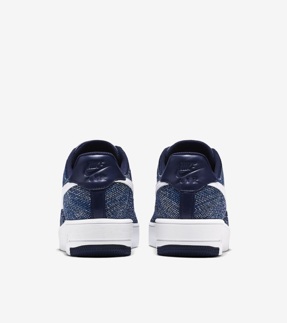 best authentic 8f0d0 bacce Nike Air Force 1 Ultra Flyknit Low 'Summer Blues' Release ...