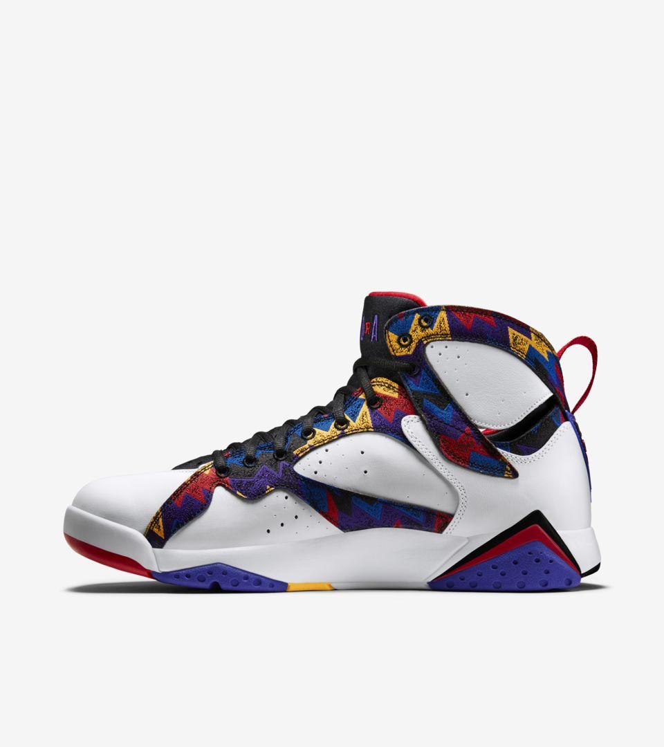 341694fd4d8d9c Air Jordan 7 Retro  Bright Concord  Release Date. Nike+ SNKRS