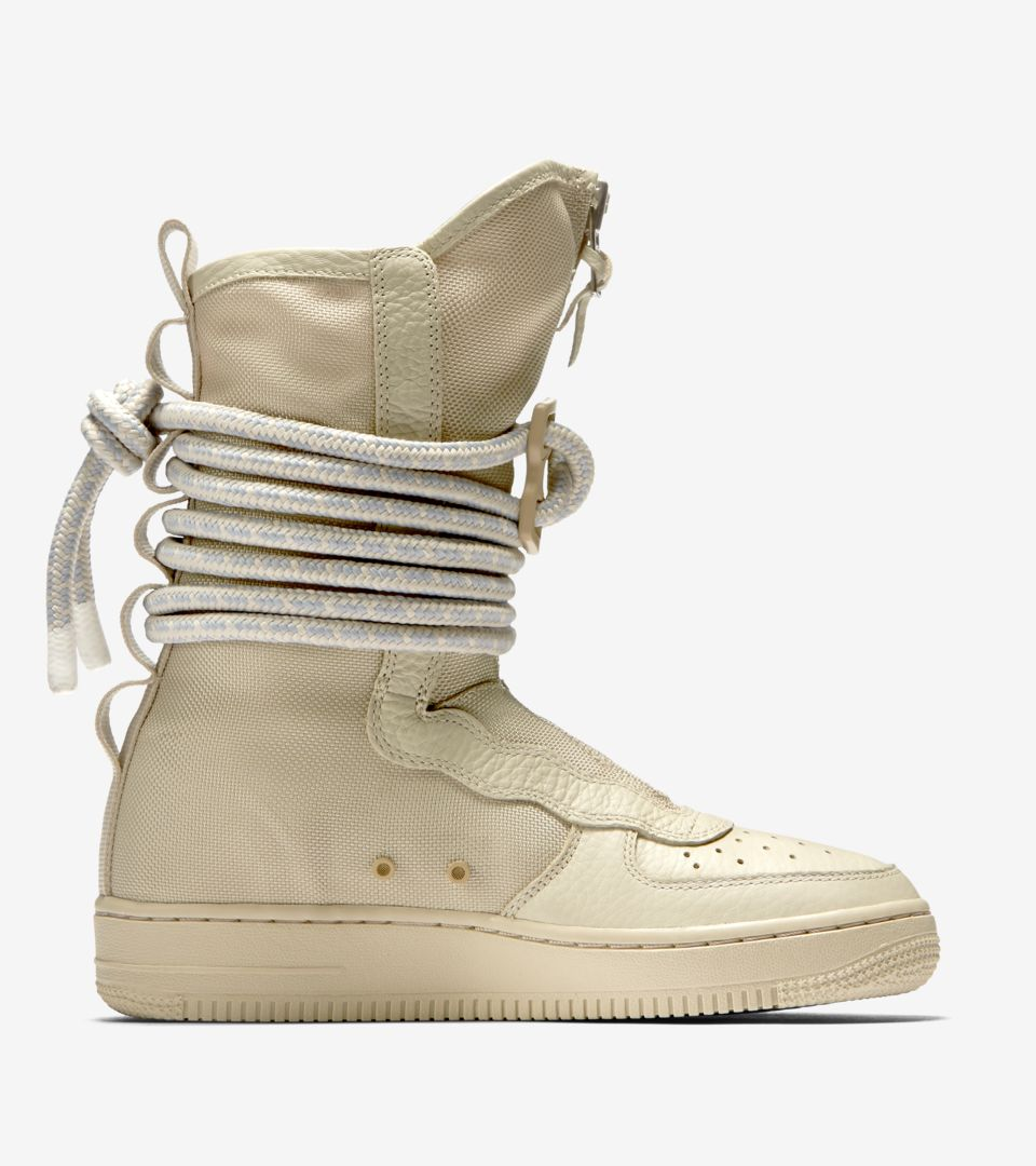 New Nike Special Field Air Force 1 SF AF1 Hi Boot Rattan