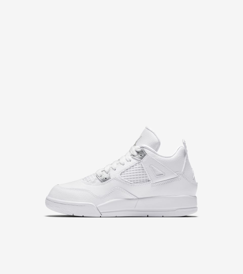 new style 5bfff 0a348 Air Jordan 4 Retro 'Pure Money' Release Date. Nike+ SNKRS