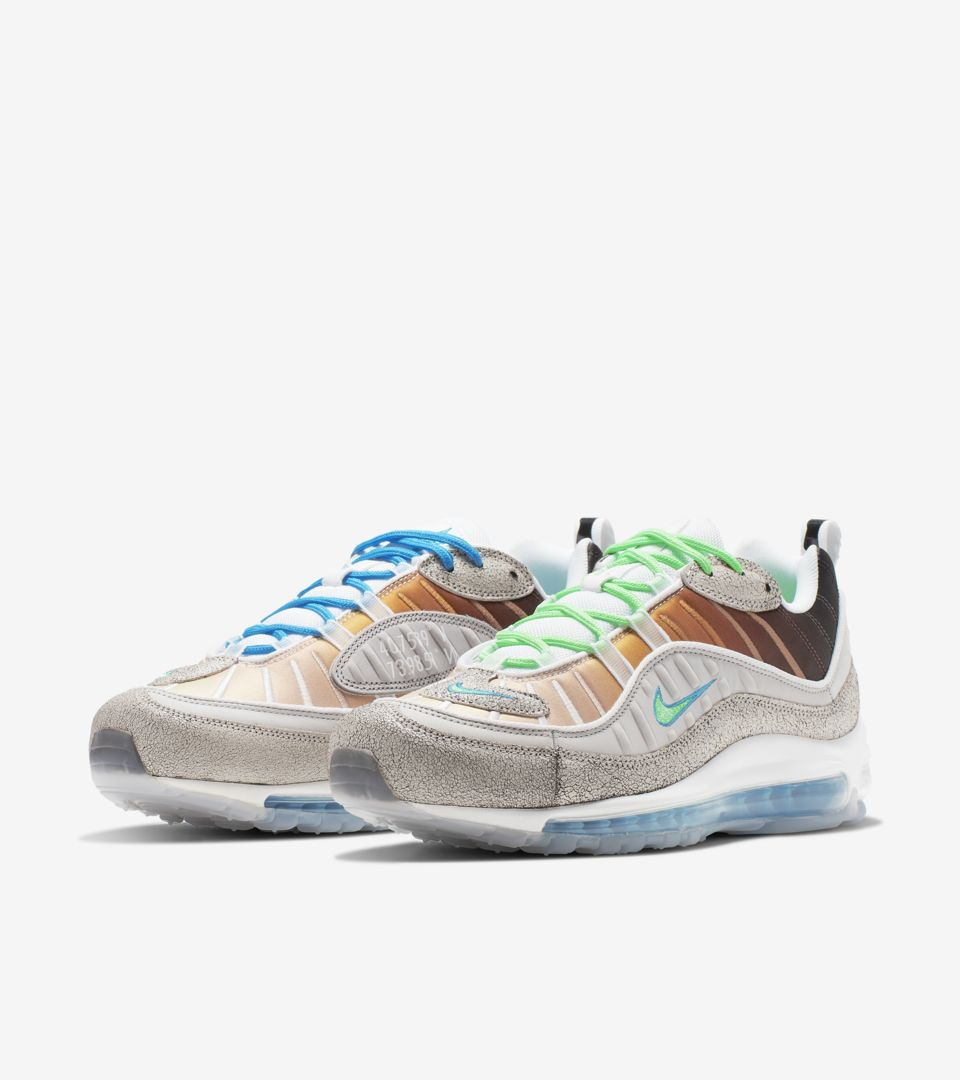 on sale 18dfc da320 Air Max 98 'On Air: NYC' Release Date. Nike⁠+ Launch CA