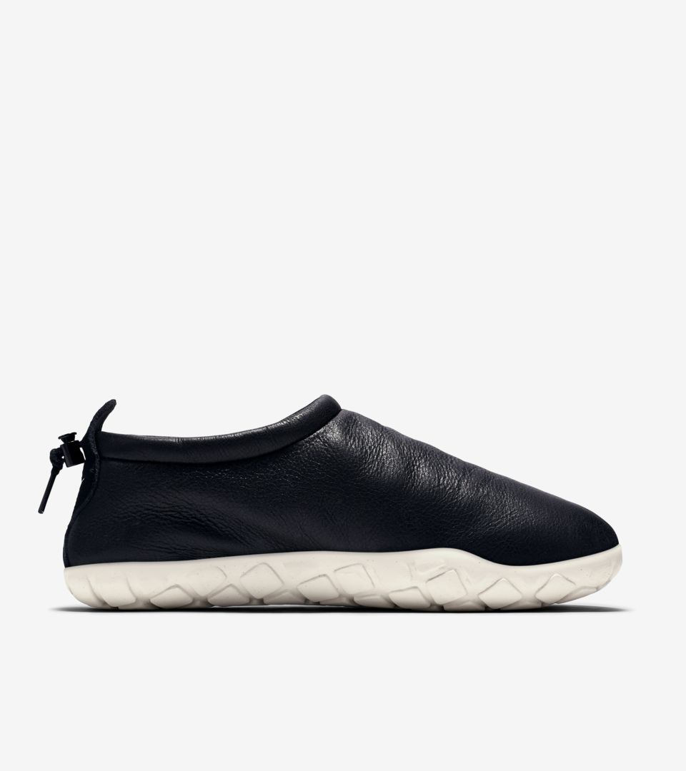 c9e6a0eb160e Nike Air Moc Bomber 'Black & Sail'. Nike⁠+ Launch GB