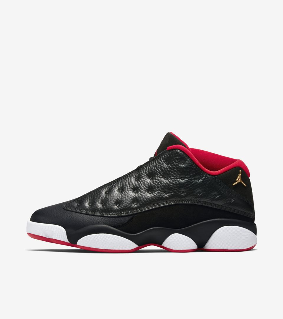 online store 342eb bcd45 Air Jordan 13 Retro Low 'Bred' Release Date. Nike⁠+ SNKRS
