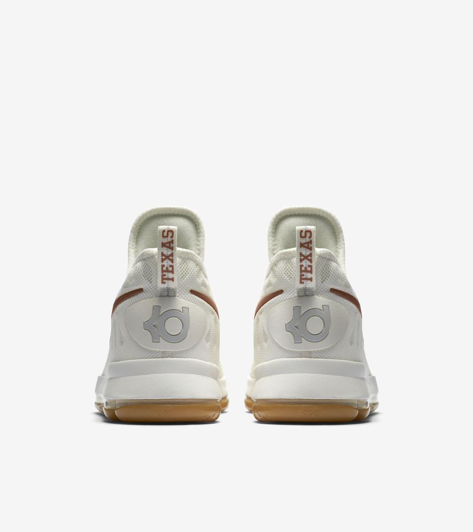 sale retailer 98de7 cadb1 Nike Zoom KD 9 'Texas'. Nike+ SNKRS