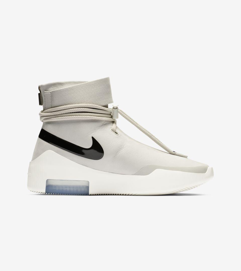 Nike Air Shoot Around 'Light Bone & White' Release Date