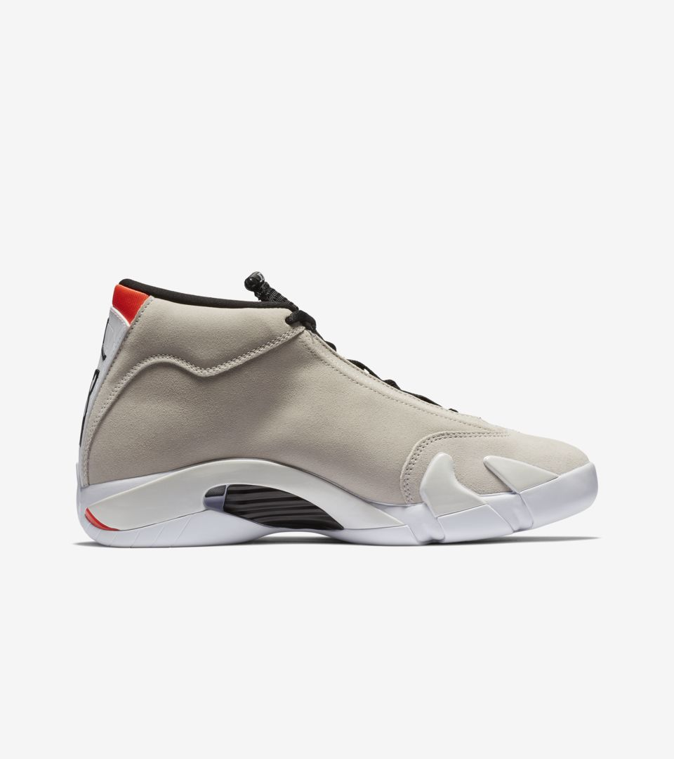 0be2a6ae334 Air Jordan 14 'Desert Sand & Infrared 23' Release Date. Nike⁠+ SNKRS