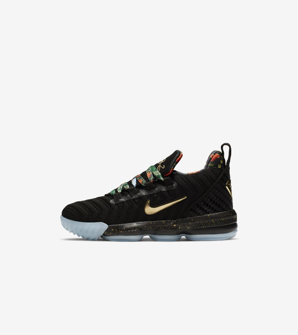 eaf100a890418 Little Kids  LeBron 16  King s Throne  Release Date. Nike+ SNKRS