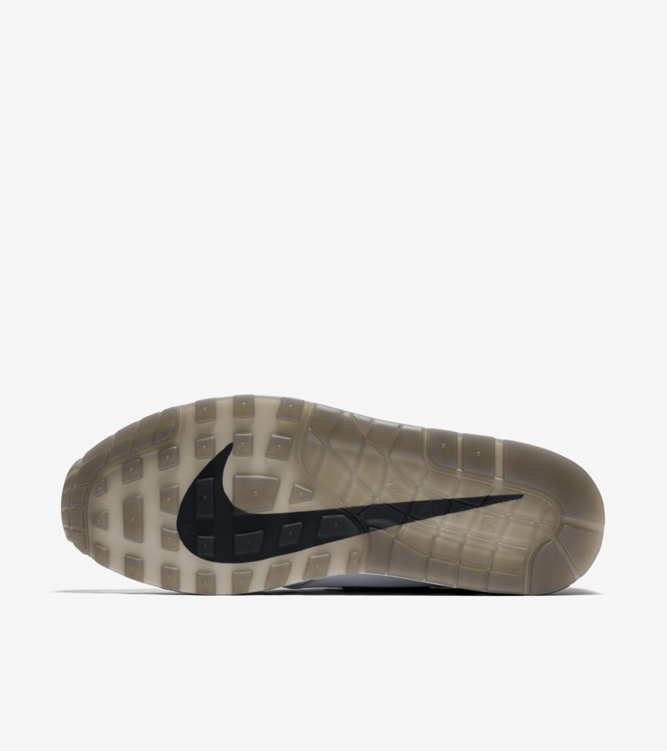 0b346a7783 Air Max 1 Premium Jewel 'White & Black' Release Date. Nike+ ...