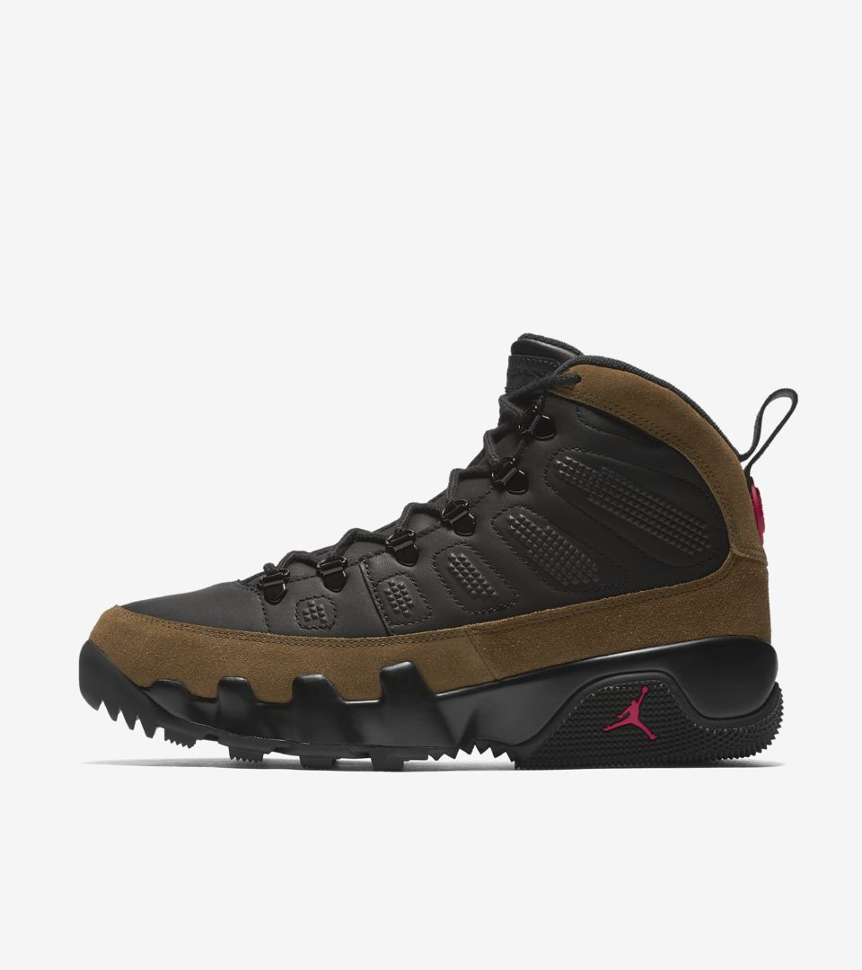 lowest price e1cfb 89896 AIR JORDAN IX BOOT NRG ...