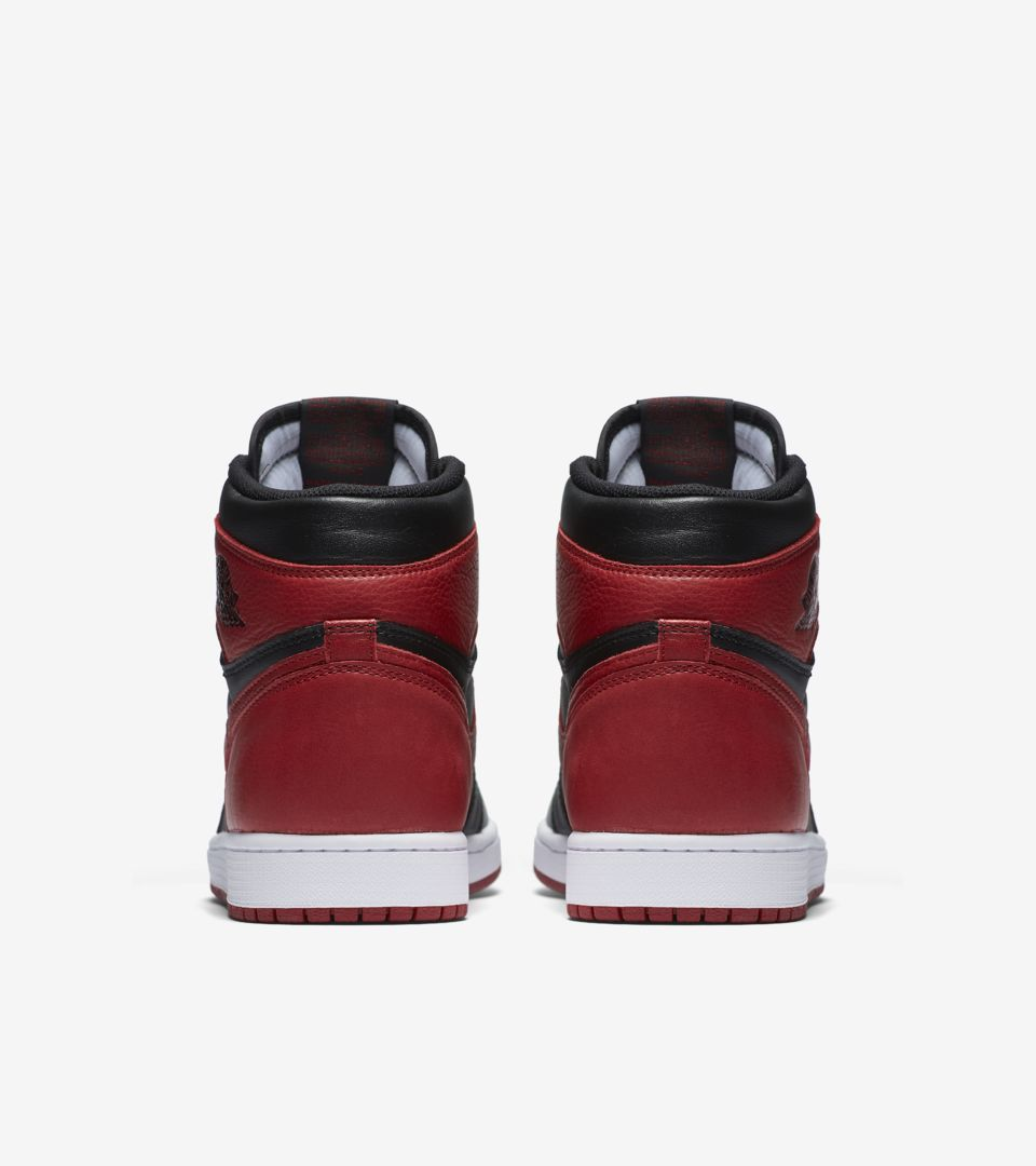 timeless design ebda1 12fe4 Air Jordan 1  Banned . Nike⁠+ SNKRS