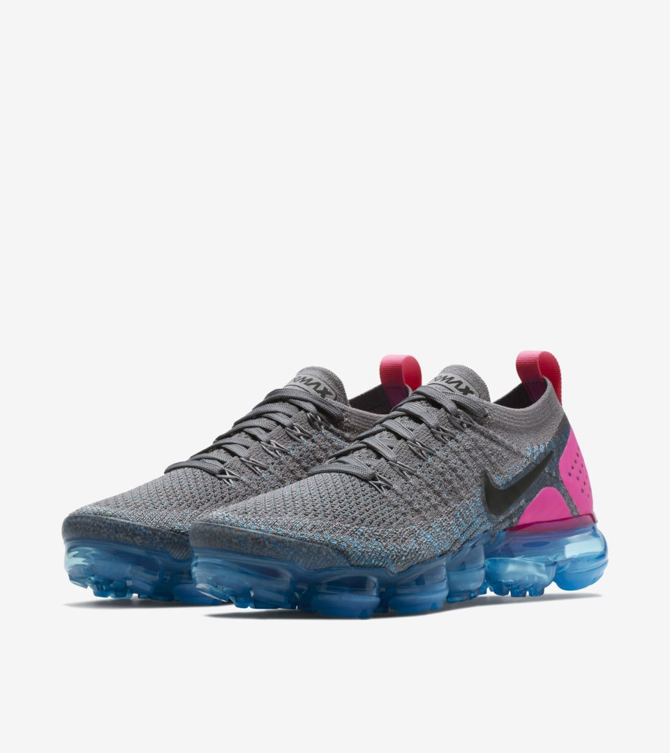 e8f28c7a9281 Nike Women s Air Vapormax 2  Gunsmoke   Blue Orbit  Release Date ...