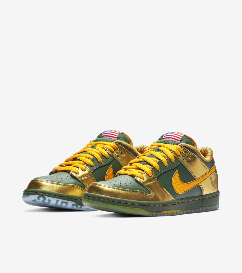 check out 69244 491b1 Nike SB Dunk Low Pro 'Doernbecher Freestyle' 2018 Release ...
