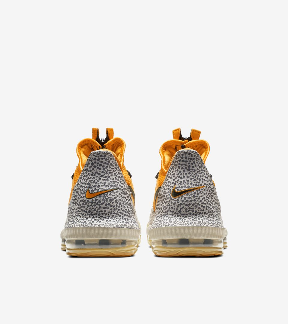 ff325e06bed Nike LeBron 16 Low Atmos  Safari  Release Date. Nike+ SNKRS