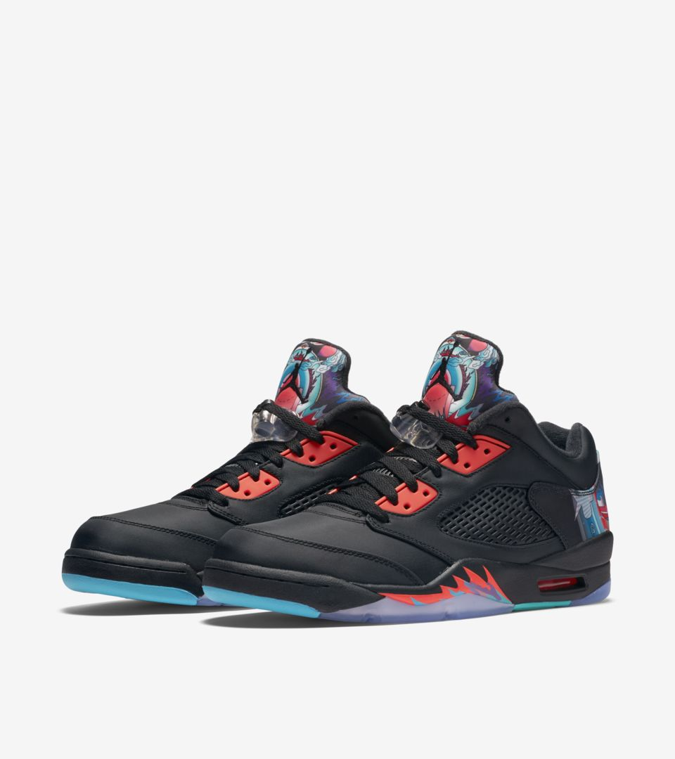 info for 95db2 4a93b Air Jordan 5 Retro Low 'Chinese New Year' Release Date. Nike ...