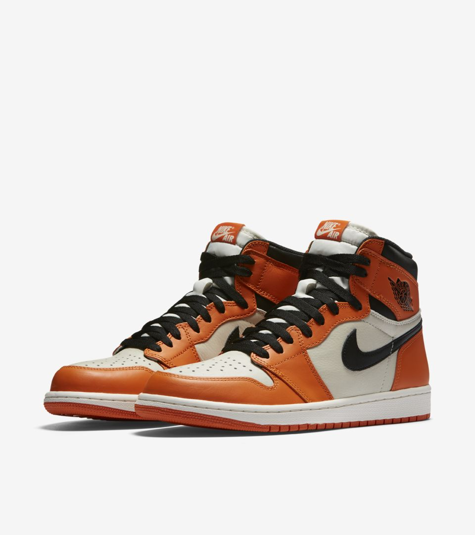 pretty nice f196c 2db8d Air Jordan 1 'Shattered Backboard Away' Release Date. Nike⁠+ ...
