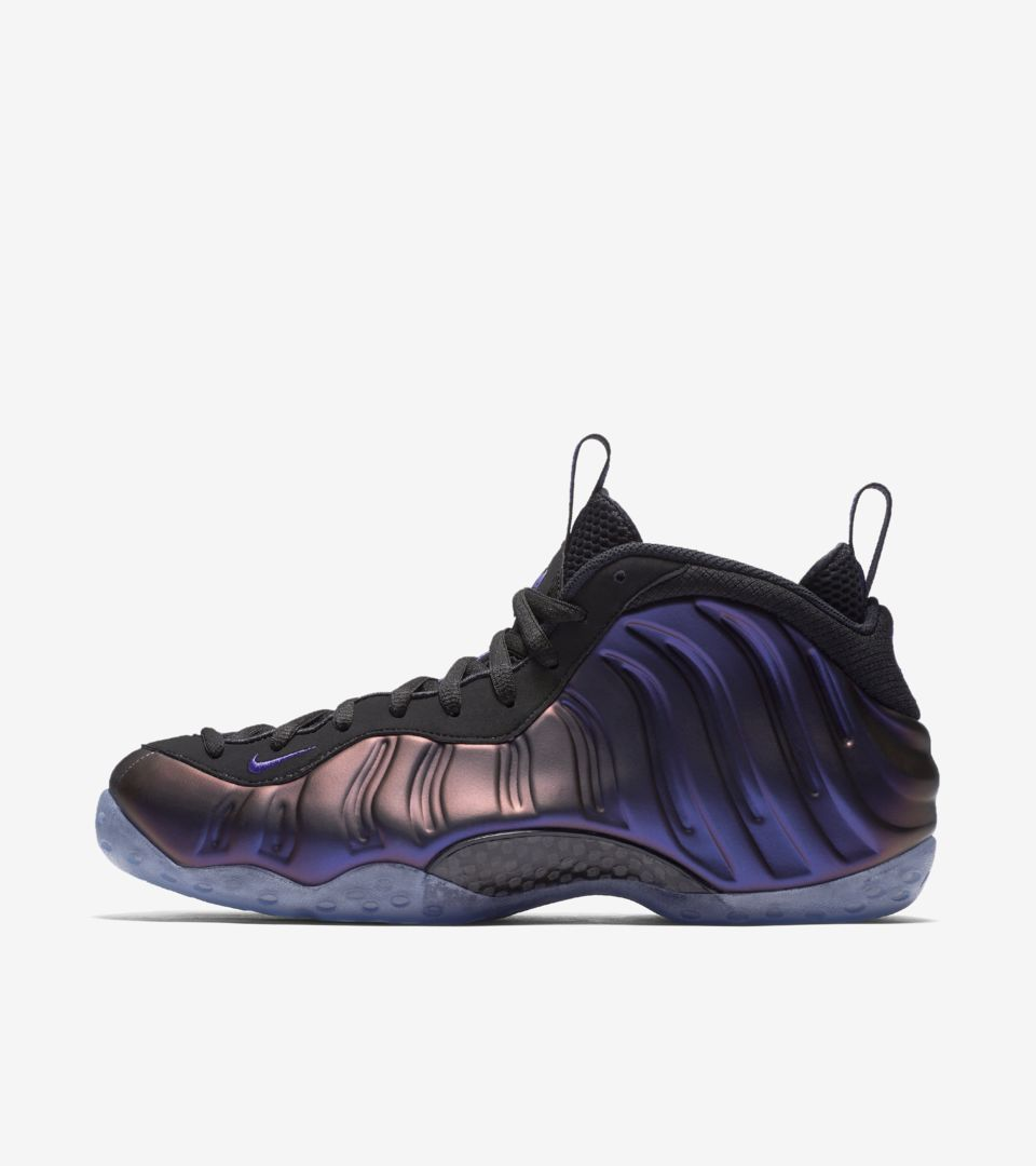 finest selection f6263 d021a Nike Air Foamposite One  Eggplant  2017 Release Date. Nike⁠+ SNKRS