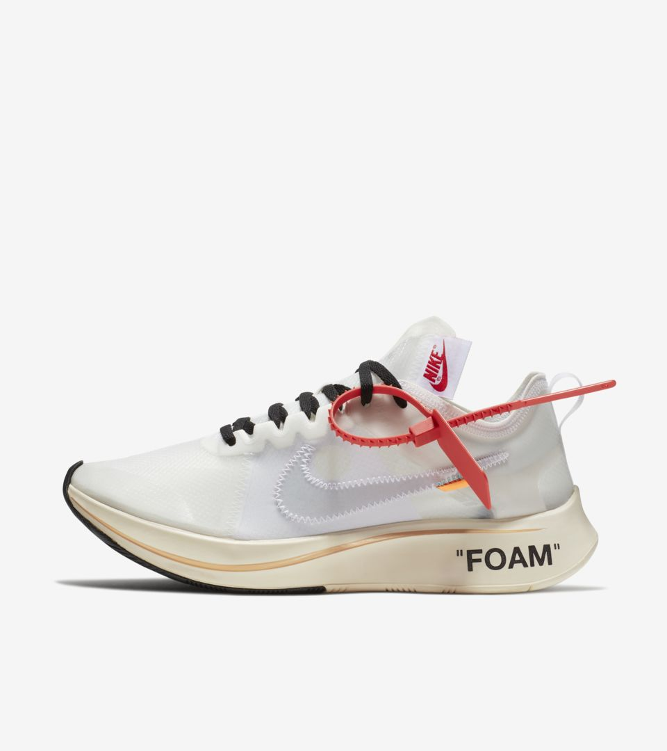 433d529dbdf5 Nike The Ten Zoom Fly  Off White  Release Date. Nike⁠+ Launch GB