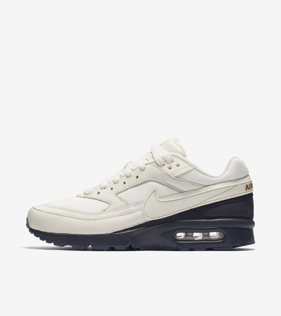 nike air max thea beige, Nike Air Max BW White Deep Blue