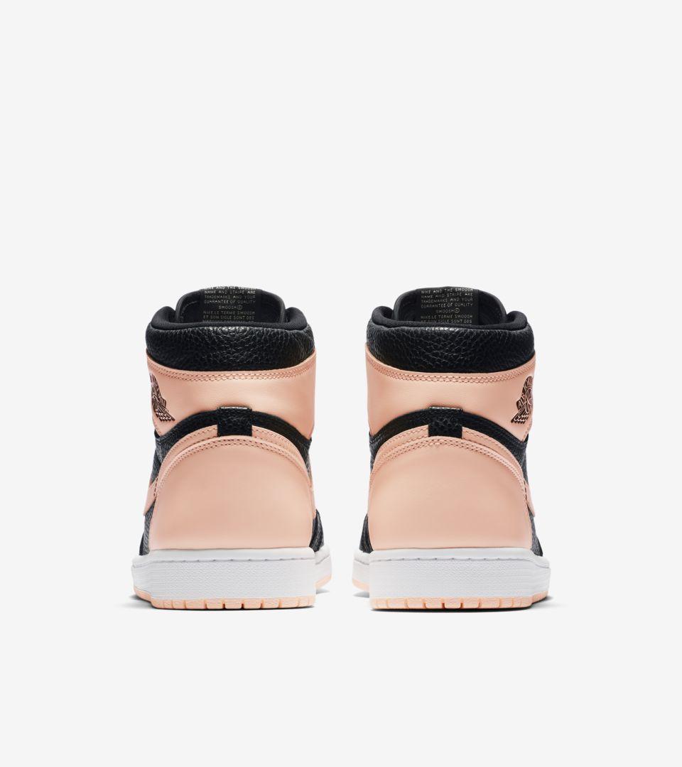 a2e089d03a29d3 Air Jordan 1  Black   Hyper Pink  Release Date. Nike+ SNKRS