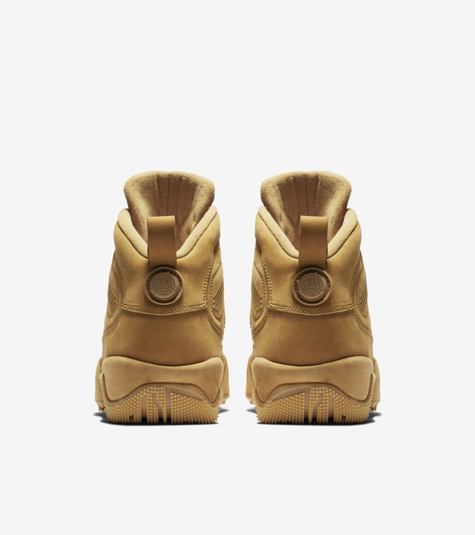 508b1ef4a28763 Air Jordan 9 Boot  Wheat  Release Date. Nike+ SNKRS